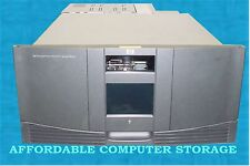 HP MSL6000 SDLT 600 Tape Library SINGLE 412515-001 Drive 390304-001 MSL 6000 LVD