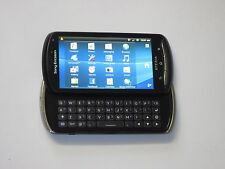 Sony Ericsson Xperia pro MK16a - Black (Unlocked) Smartphone Android Wifi GSM