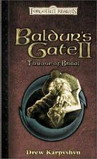 Forgotten Realms Ser. Baldur's Gate: Throne of Bhaal Vol. 2 by Drew Karpyshyn...