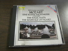 MOZART ~ EINE KLEINE NACHTMUSIC ~ THE MAGIC FLUTE / MARRIAGE OF FIGARO