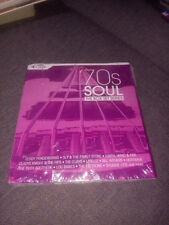 70s SOUL the box set series 4 CD TEDDY PENDERGRASS O'JAYS ISLEY BROTHERS LABELLE