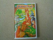 Journey Home The Animals of Farthing Wood VHS 1998 BBC Video Great Condition