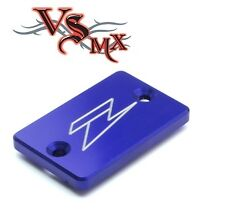Zeta REAR Brake Reservoir Cover BLUE SUZUKI DRZ DRZ400SM DRZ400S 00-15
