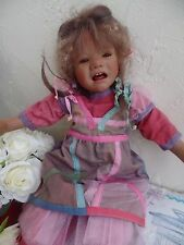 Little crybaby Inca by Annette Himstedt. MIB. 2005