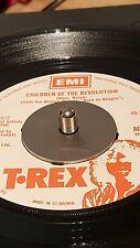 Acier inoxydable 45 rpm record adaptateur
