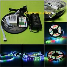 5M 54LED/M 5050 Dream Color Horse Race RGB LED Strip light Waterproof IP65