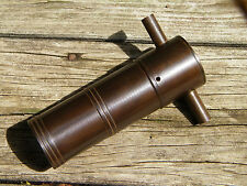 (BARREL-ONLY) BLACK POWDER SIGNAL Plum Brown Finish make your own carriage!