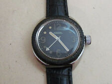 RAKETA Amphibian USSR vintage men's mechanical wristwatch