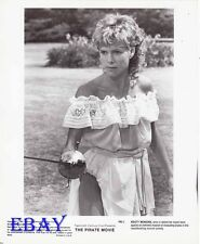 Kristy McNichol w/sword VINTAGE Photo Pirate Movie