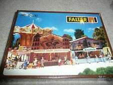 *** NEW Faller 2 - Midway Booths Kit HO Scale B-320   (EA-0-7009) NEW ***
