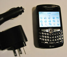 GOOD BlackBerry Curve 8320 Camera WIFI QWERTY GSM PTT Bluetooth AT&T Smartphone