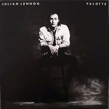 JULIAN LENNON Valotte Vinyl Record LP Virgin 206 683 1984 Original 1st Pressing