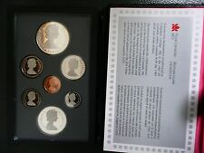 1985 Canada Double Dollar Proof Set - Royal Canadian Mint