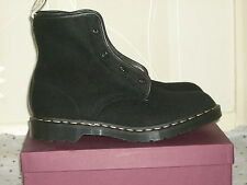 DR MARTENS AIRWAIR - UK SIZE11 - MADE IN ENGLAND - GLOVERALL - BLACK BOOT - BNIB
