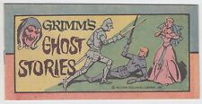 Grimm's Ghost Stories #1 1977 Bronze Age Western Publishing Mini Comic Promo