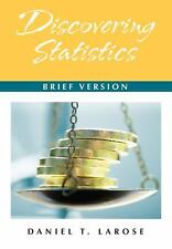 Discovering Statistics by Daniel T. Larose (2010, Quantity pack, Brief Edition)