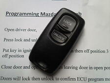 GENUINE FORD RANGER,MAZDA 2 3 6 323 626 MPV ETC 41835- 2BTN REMOTE ALARM KEY FOB