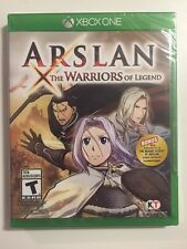 Arslan: The Warriors of Legend XBOX ONE BONUS DLC NEW FACTORY SEALED