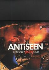 ANTISEEN - screamin' bloody live LP