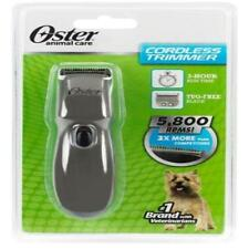 Oster Cordless Pocket Trimmer New