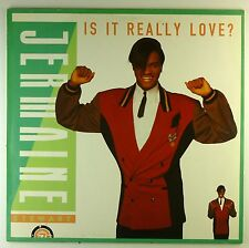 """12"""" Maxi - Jermaine Stewart - Is It Really Love - A4295 - washed & cleaned"""