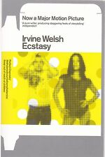 Ecstasy by Irvine Welsh New Paperback Book