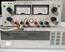 HP 6205B Variable Dual DC Power Supply 0 to 20V @ .6A, 0 to 40V @ .3A loadtested