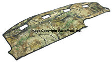 NEW Realtree AP Camo Camouflage Dash Mat Cover / FOR 1994-97 DODGE RAM TRUCK
