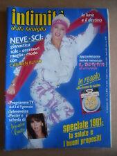 INTIMITA' n°2340 1991 Carmen Russo Veronica Castro  [GS47]