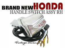 HONDA CB100 CL100 CL100S CB125S S0/S1 CL125S CL125A CG110 HANDLE SWITCH RH [CB1]