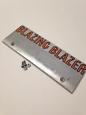 Vintage Tamiya Blazing Blazer Rear Roof Pannel With Fixings! 58029 RARE