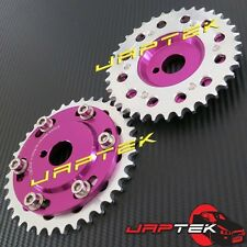 Adjustable Cam Gears for Nissan SR20DET DE S13 S14 S15 180sx 200sx Silvia 240sx