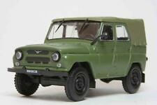 1/43 Poland Model UAZ 469 Jeep Deagostini Poland Warsaw
