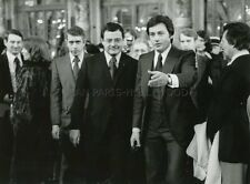 ALAIN DELON L'HOMME PRESSE 1977 VINTAGE PHOTO ORIGINAL #4