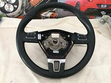 2010 2011 2012 VW GOLF GTI TDI MK6 2.5 STEERING WHEEL 10 11 12 OEM