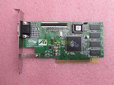 ATI 3D Rage IIc 8MB SDR 64-Bit VGA/D-SUB AGP 2x Desktop Video Card 109-52800-01