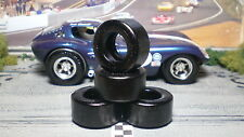 1/24 URETHANE SLOT CAR TIRES 2pr PGT-31167-XPG fit Carrera D124 BTM Cheetah