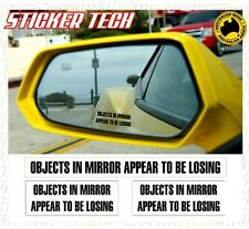 OBJECTS IN MIRROR ARE LOSING SUITS FAST CARFORD XR8 XR6 FPV FALCON FG BA BF V8