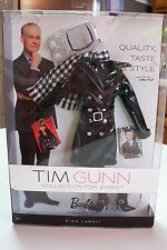 2012 Tim Gunn Barbie Black Tench Coat Accessory Pak #2 NRFP