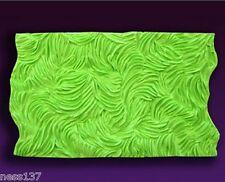 Tapis de Texture Silicone Longue FOURRURE Pour Pate à Sucre & d'Amande Cake