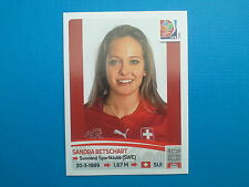 Panini FIFA Women's World Cup Canada 2015 - N.198 BETSCHART SWITZERLAND