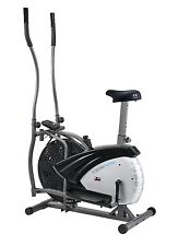 Body Sculpture BE5945 2 in 1 Air Elliptical Cross Trainer & Exercise Bike Cycle