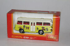 TOMY TOMICA DANDY #039 TOYOTA COASTER SCHOOL BUS, EXCELLENT, BOXED
