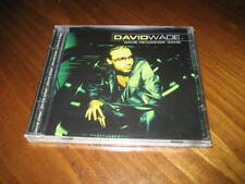 Chicano Rap CD David Wade - Game Recognize Game - FROST Baby Bash Don Cisco
