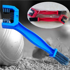 Motorcycle Bike Chain Cleaner Cleaning Maintenance Brush Dirt Remover Tool