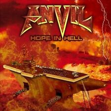 ANVIL-HOPE IN HELL VINYL LP NEW