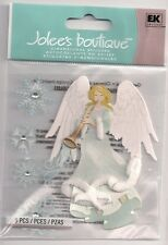 Jolee's WINTER ANGEL 3D Stickers Christmas