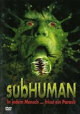 Subhuman ( Horrorfilm ) mit William MacDonald, Bryce McLaughlin, Courtney Kramer