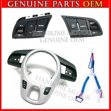 2009 2010 2011 2012 2013 KIA Soul OEM Audio Auto Cruise retrofit DIY Kit 4PCS