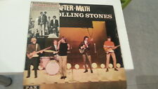 THE ROLLING STONES after-math 1ST ISRAEL ISRAELI LP live cover 1966 PAX 1016